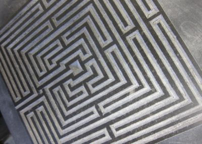 Tableau # XIII – Chartres Labyrinth