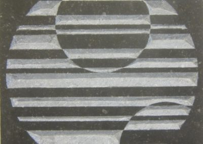 Tableau # XV – Circles II